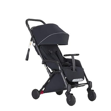 BBYRTC Carro para Bebés Luz Plegable Se Puede Sentar Y ...