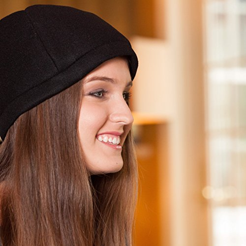 Migraine Hat - Wearable Ice Hat To Reduce Migraine Headache Pain ( Comes With 2 Ice Packs (Headache Wrap)