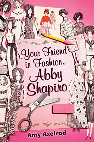 book cover of Your Friend in Fashion, Abby Shapiro
