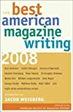 img - for The Best American Magazine Writing 2008 book / textbook / text book