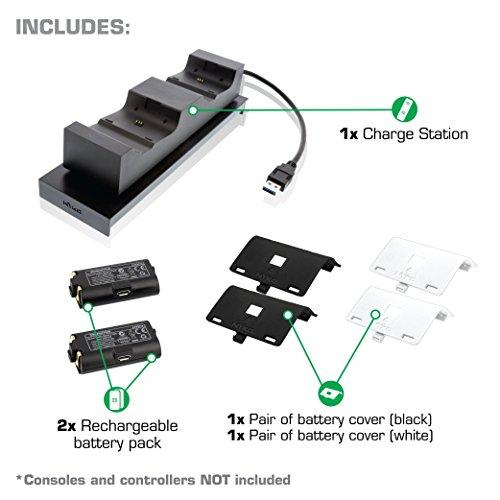 51qt%2BTjcZuL - Nyko Modular Charge Station eX - Xbox One