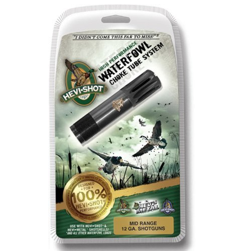 Hevi-Shot 12-Gauge Midrange Waterfowl Remington Choke (Hevi Shot Choke Tubes)