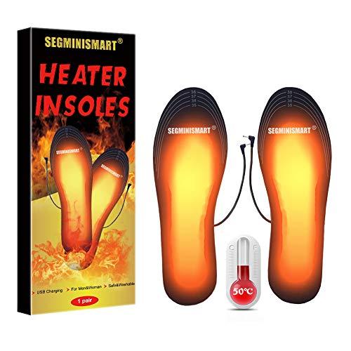 🥇 SEGMINISMART Calentadores de pies