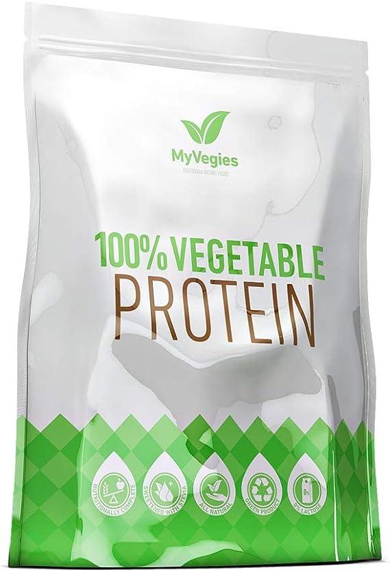 Prozis 100% Vegan Protein 900 g Plátano Pura Proteína Vegana En Polvo Apto A Dietas Vegetarianas Y Veganas
