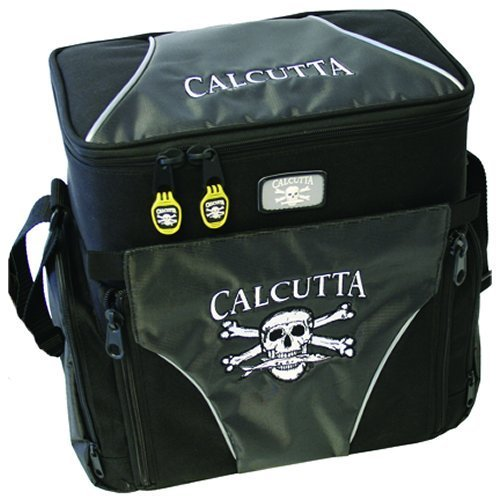 Calcutta 4Tray Tackle Bag Includes 4 360 Boxes by Calcutta