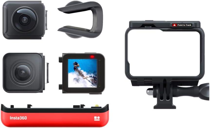 Insta360 One R Sport Video Adaptive Action Camera Ipx8 Camera Photo