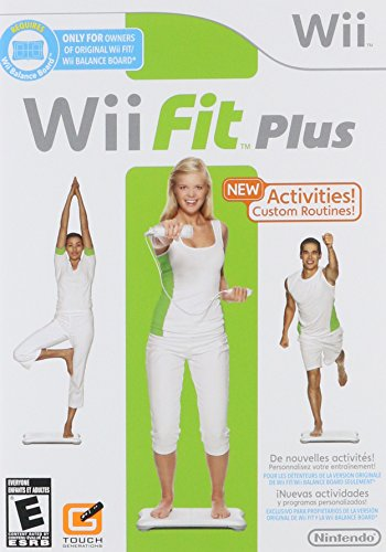 Wii Fit Plus - In Dallas Tx Sports Stores
