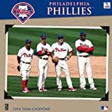 Turner - Perfect Timing 2014 Philadelphia Phillies Team Wall Calendar, 12 x 12 Inches (8011426)
