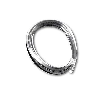 Duschmantelringe,12 Stück transparent Ringe für Duschvorhänge oval