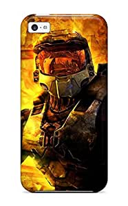 Special Cynthia Cooley Skin Case Cover For Iphone 5c, Popular Halo Phone Case