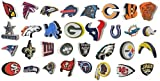 All 32 NFL Football Teams Official 3D Foam Logo Wall Signs