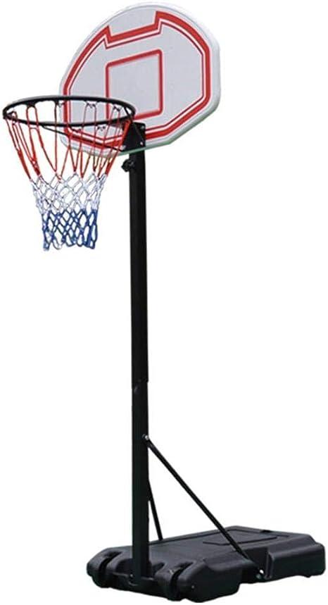 SUON Canasta De Baloncesto Altura Ajustable 155-260cm Juventud ...