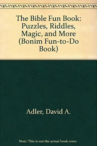 book cover of The Bible Fun Book Puzzles, Riddles, Magic, and More