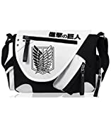 YOYOSHome Anime Attack on Titan Cosplay Handbag Crossbody Bag Messenger Bag Shoulder Bag