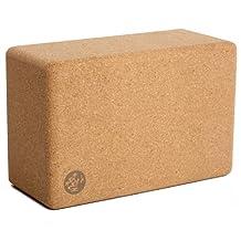 Manduka Cork Yoga Block, Cork