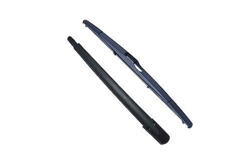 Parabrisas Limpiaparabrisas Peugeot 307 (350 mm), color negro, 2 ...