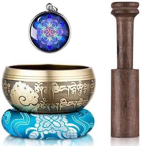 Tibetan Singing Bowl Set