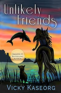 Unlikely Friends by Vicky Kaseorg ebook deal