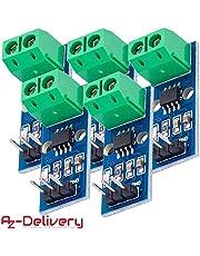 AZDelivery ACS712 Sensor de Corriente 30A Modulo para Arduino Parent