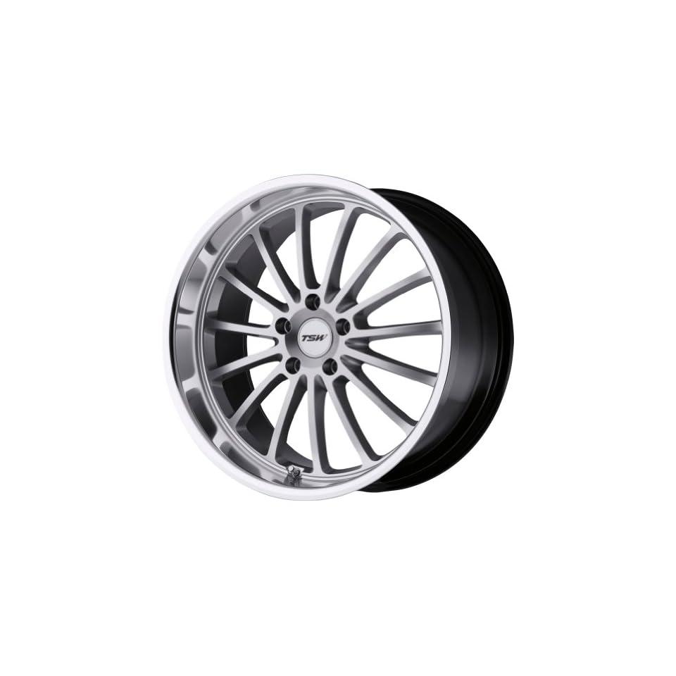 17x8 5x114.3 20mm TSW ZOLDER Hyper Silver Wheels Rims (set of 4) civic rsx stance
