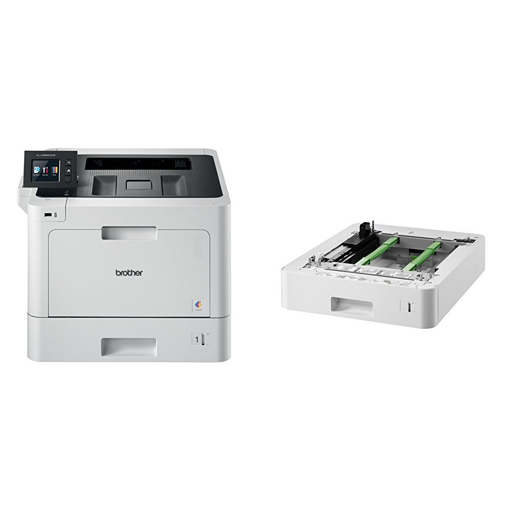 Brother HL-L8360CDWLT - Impresora láser HLL8360CDW (color, WiFi ...
