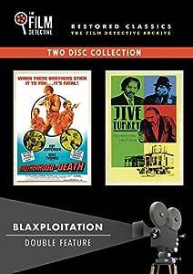Blaxpoitation Doube Feature Dvd