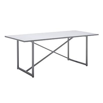 Solpuri X Series Table 192 X 94 Cm Aluminium Amazon Co Uk Garden