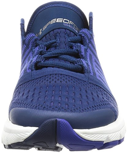 Armour Deep 3 Navy Blackout Under Shoes White Periwinkle Speedform Running Graphic Women's Gemini FcxOw
