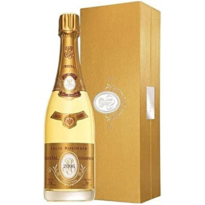 2006 Louis Roederer Cristal Brut, Champagne with Gift Box 750 mL