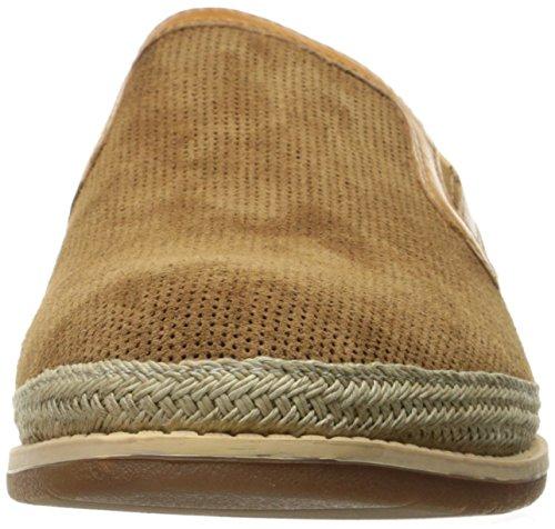 Engelska Tvätt Mens Goldhawk Slip-on Loafer Kamel