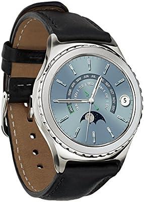 Samsung Gear S2 Classic Reloj Inteligente Platino SAMOLED 3,05 cm ...