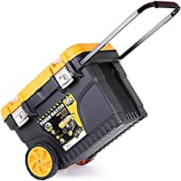 UK Planet UPT-2010 - Caja de herramientas profesional con ruedas ...