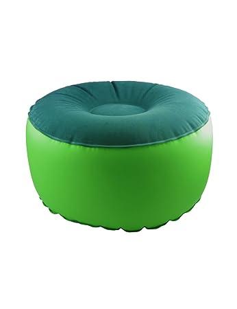 Amazon.com: galexbit silla inflable Portbale viaje inflación ...