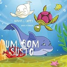 Um Bom Susto (Eddie and Bella Livro 1) (Portuguese Edition)
