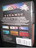 Titanic 3 Books Set with Free Poster; Book 1: Unsinkable, Book 2: Collision Course, & Book 3: S.O.S