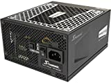 Seasonic PRIME Ultra 850W 80 PLUS Titanium Power Supply, Full Modular, 135mm FDB Fan w/Hybrid Fan Control, ATX12V & EPS12V, Poweron-Self Tester,- 12 yr Warranty SSR-850TR