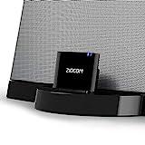 ZIOCOM [Upgrade] 30 Pin Bluetooth Adapter Audio