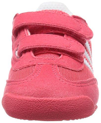 Rød bambino Originals DRAGON Sneaker M adidas I CF Hvid WfpOBxgS