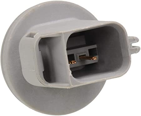Michigan Motorsports Light Socket /& Connector License Plate Taillight Brake Reverse Fits Ford 194 921 bulb WP-1460
