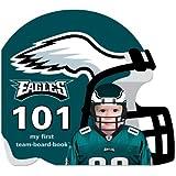 By Brad Epstein Philadelphia Eagles 101 (My First Team-Board-Book) (Brdbk) [Board book]