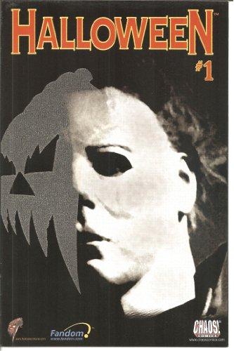 Halloween #1 Rare Fandom.com Variant! Michael Myers NM