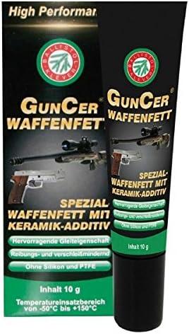 Ballistol GunCer Grasa para Armas Especial Alta Performance 10 G: Amazon.es: Deportes y aire libre