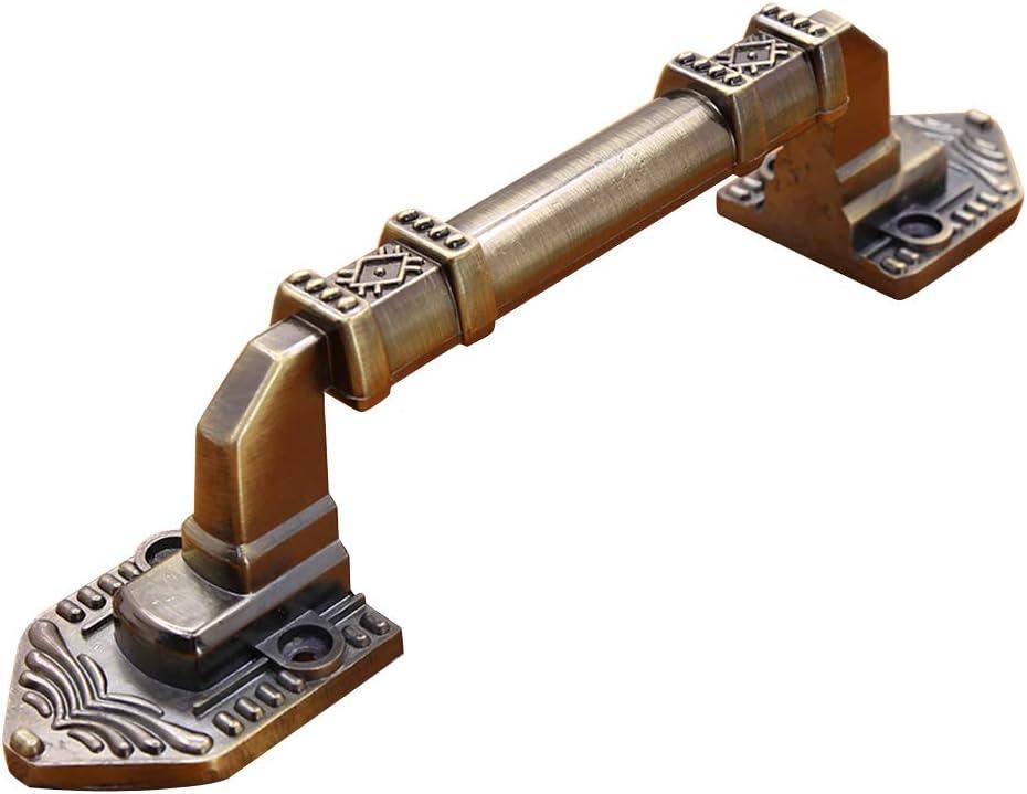 Manija Tirador de Puerta de Armario Gabinete Caj/ón Gaveta 150mm // 200mm para Selecci/ón 150mm color bronce