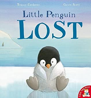 book cover of Little Penguin Lost