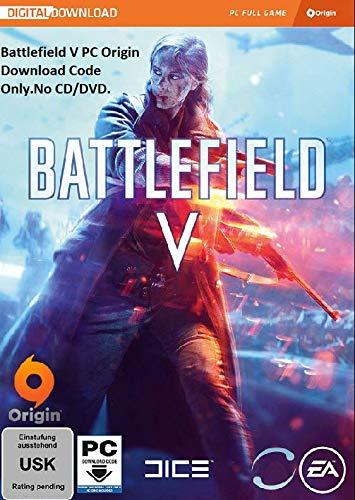Buy Battlefield V Origin PC Download Code (No CD/DVD) Battlefield 5