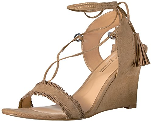 Daya by Zendaya Womens Mesa Wedge Sandal Sand XwKKo