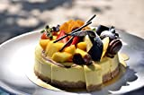 Home Comforts Peel-n-Stick Poster of Cake Decoration Pastry Dessert Torte Sweet FruitPoster 24x16 Adhesive Sticker Poster Print
