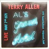 Terry Allen - Live at Al's Grand Hotel LP