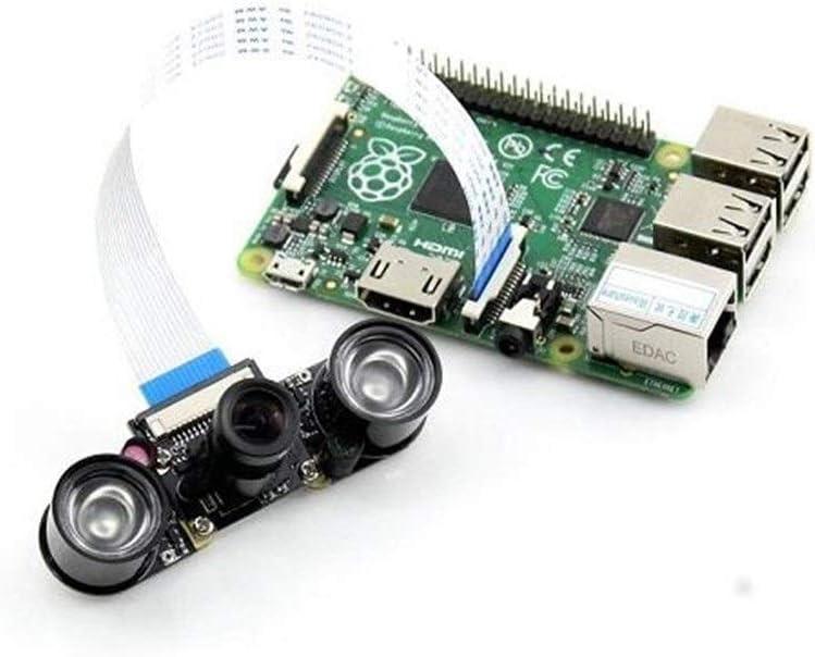 B+ 2B Module Ctghgyiki 3pcs Camera Module for Raspberry Pi 3 Model B//A+