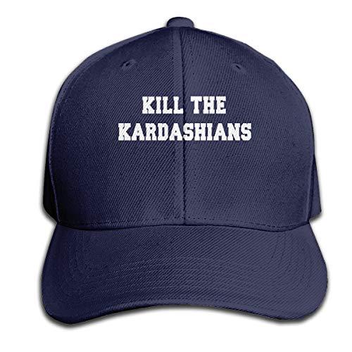 Kill The Kardashians Mens Hat Baseball Caps Navy ()